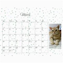 2014 Carman By Toni   Wall Calendar 11  X 8 5  (12 Months)   O01fizx9hmrh   Www Artscow Com Mar 2014