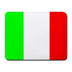 ITALY FLAG  Small Mousepad by Brenco