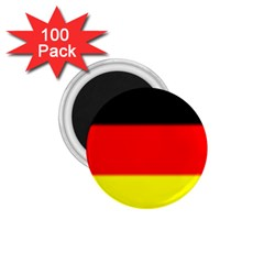 GERMANY FLAG  1.75  Magnet (100 pack)  by Brenco