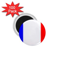 france flag 1.75  Magnet (100 pack)  by Brenco