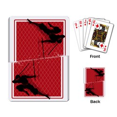 Slice Playing Cards Single Design by Contest1732468