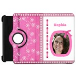 Princess Kindle Fire HD 7  Flip 360 Case - Kindle Fire HD Flip 360 Case