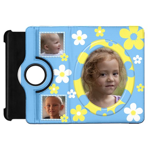 Sunshine Kindle Fire Hd 7  Flip 360 Case By Deborah   Kindle Fire Hd Flip 360 Case   Gjrpfr26htnh   Www Artscow Com Front