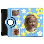 Sunshine Kindle Fire HD 7  Flip 360 Case - Kindle Fire HD Flip 360 Case