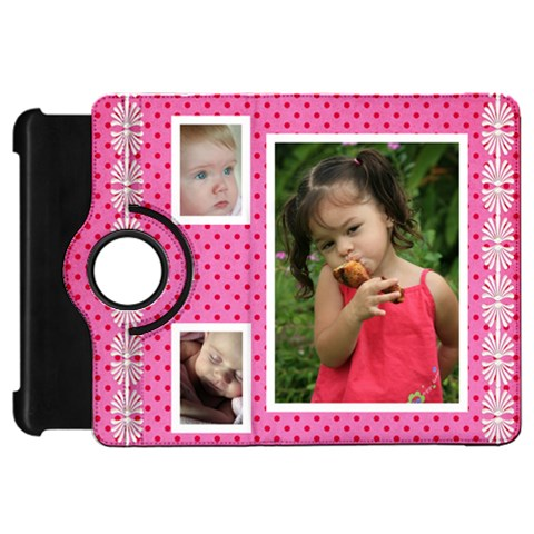Little Princess Kindle Fire Hd 7  Flip 360 Case By Deborah   Kindle Fire Hd Flip 360 Case   N2fj3pzaajwq   Www Artscow Com Front