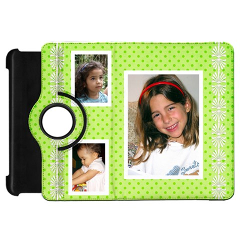 Little Princess Kindle Fire Hd 7  Flip 360 Case By Deborah   Kindle Fire Hd Flip 360 Case   Cqhcu6yg8mhs   Www Artscow Com Front