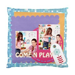 Kids By Kids   Standard Cushion Case (two Sides)   D6vdbxjn9f6k   Www Artscow Com Front