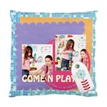 kids - Standard Cushion Case (One Side)