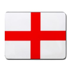 england flag Small Mousepad by Brenco