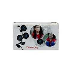 Cosmetic Bag (small)   Classic Love By Jennyl   Cosmetic Bag (small)   Tjj50q4wi0b3   Www Artscow Com Back