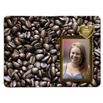Coffee Kindle Fire Flip Case