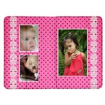 Little Princess Family Kindle Fire Flip Case - Kindle Fire (1st Gen) Flip Case