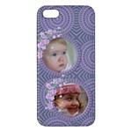 Mauve iPhone 5S Premium Hardshell Case - iPhone 5S/ SE Premium Hardshell Case