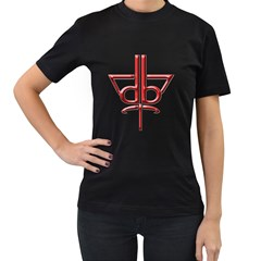 Design Bureau Womens' T Shirt (black) by Contest1736471