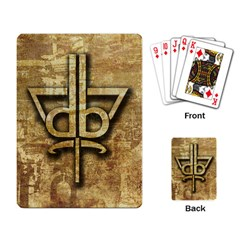Design Bureau  Playing Cards Single Design by Contest1736471