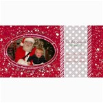 christmas cards 1 - 4  x 8  Photo Cards
