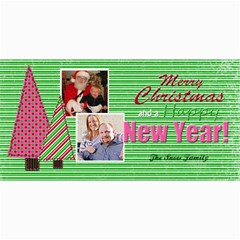 Christmas Cards 2 By Emily   4  X 8  Photo Cards   Xmh20sdsl4yp   Www Artscow Com 8 x4 Photo Card - 4
