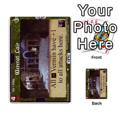 Den Of Werreats Bueno By Estefano   Multi Purpose Cards (rectangle)   R5uez1ejqa1g   Www Artscow Com Front 8