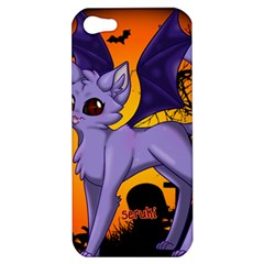 Serukivampirecat Apple Iphone 5 Hardshell Case