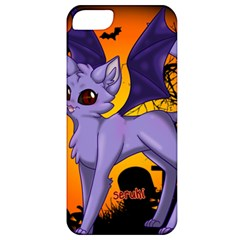 Serukivampirecat Apple Iphone 5 Classic Hardshell Case by Kittichu