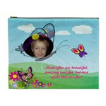 ButterflyXL cosmetic bag - Cosmetic Bag (XL)