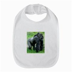 Gorilla Dad Bib
