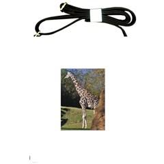 Giraffe Shoulder Sling Bag by plindlau