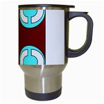 Project12 Travel Mug (White) from CowCow.com Right