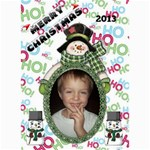 Holiday Card #4, 5X7 - 5  x 7  Photo Cards