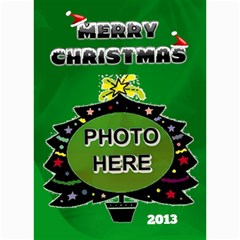 Holiday Card #7, 5x7 By Joy Johns   5  X 7  Photo Cards   5s09smhw1d9j   Www Artscow Com 7 x5 Photo Card - 3