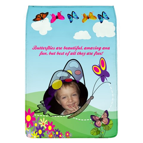 Butterfly Removable Flap Cover By Joy Johns   Removable Flap Cover (l)   P97gsvs12kfd   Www Artscow Com Front