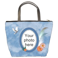 Free As A Bird Bucket Bag By Lil    Bucket Bag   Ek1v9zgc8vpw   Www Artscow Com Back