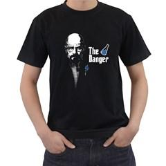 heisenberg-danger-2sides Mens' Two Sided T-shirt (Black) by edertef
