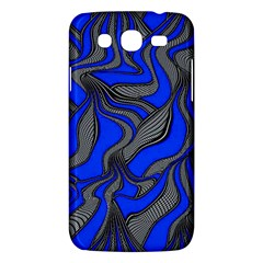 Foolish Movements Blue Samsung Galaxy Mega 5 8 I9152 Hardshell Case  by ImpressiveMoments
