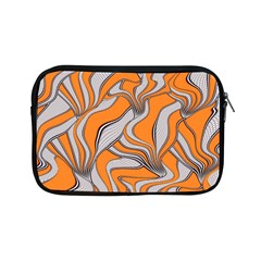 Foolish Movements Swirl Orange Apple Ipad Mini Zipper Case by ImpressiveMoments