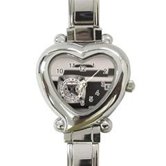 Kodak (7)s Heart Italian Charm Watch  by KellyHazel