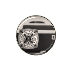 Kodak (7)s Golf Ball Marker (for Hat Clip)