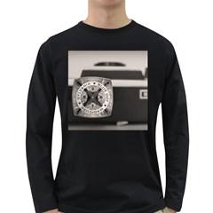 Kodak (7)s Mens' Long Sleeve T Shirt (dark Colored) by KellyHazel
