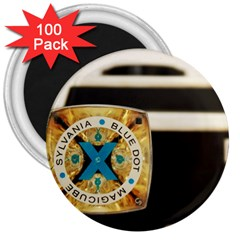 Kodak (7)c 3  Button Magnet (100 Pack)