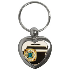 Kodak (7)c Key Chain (heart) by KellyHazel
