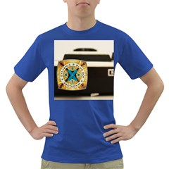 Kodak (7)c Mens' T Shirt (colored) by KellyHazel