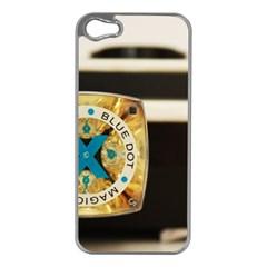 Kodak (7)c Apple Iphone 5 Case (silver) by KellyHazel