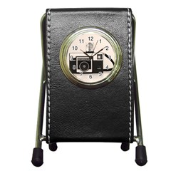 Kodak (3)s Stationery Holder Clock
