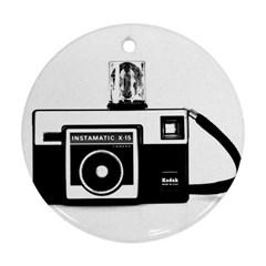 Kodak (3)cb Round Ornament