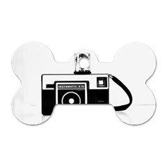 Kodak (3)cb Dog Tag Bone (two Sided)