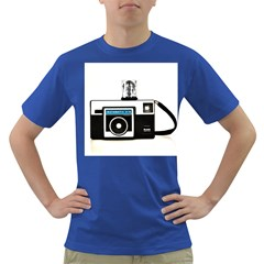 Kodak (3)c Mens' T Shirt (colored) by KellyHazel