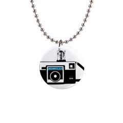 Kodak (3)c Button Necklace