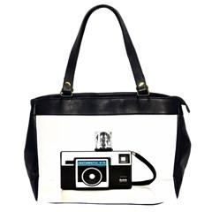Kodak (3)c Oversize Office Handbag (two Sides) by KellyHazel