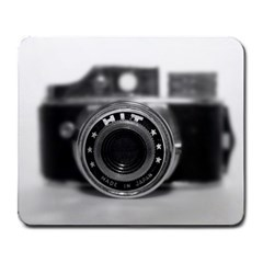 Hit Camera (2) Large Mouse Pad (Rectangle) by KellyHazel