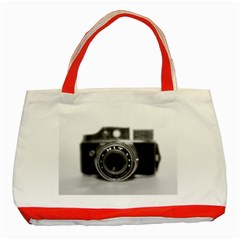 Hit Camera (2) Classic Tote Bag (red) by KellyHazel